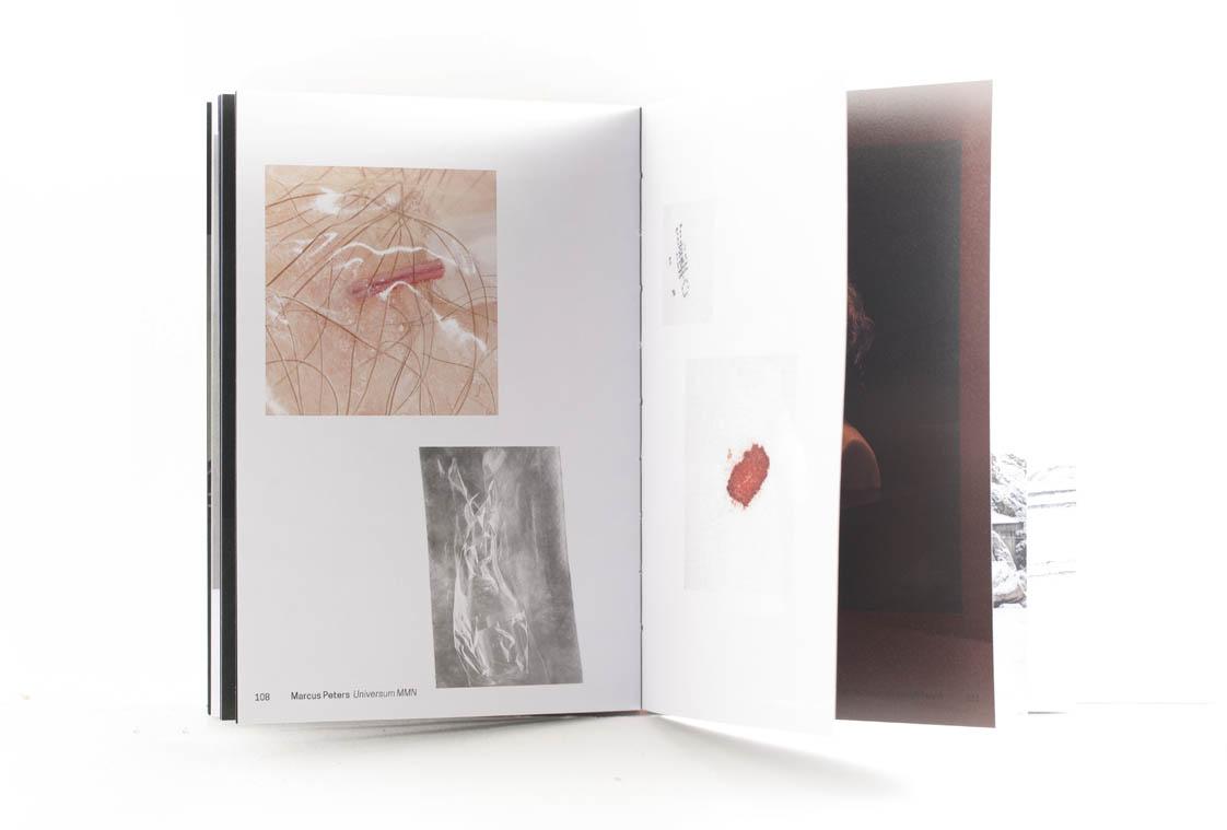 2017 - UNIVERSUM MMN – Catalogue expo NUCLEUS 'De verbeelding van Wetenschap - Imagining science' Internationaal Fotomanifestatie Noorderlicht 2017 - Kunstsalon Assen KINK / Drents Museum NL
