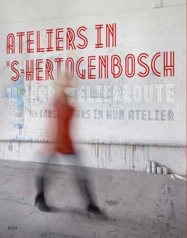 BOOK ATELIERS IN 's-HERTOGENBOSCH