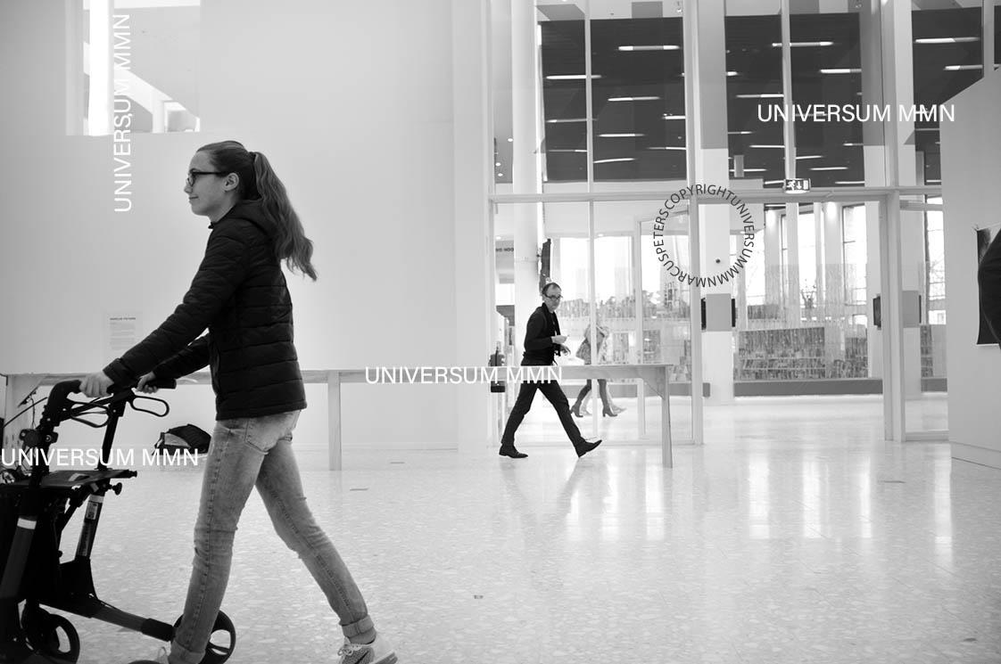 2017 - UNIVERSUM MMN - expo NUCLEUS 'De verbeelding van Wetenschap - Imagining science' Internationaal Fotomanifestatie Noorderlicht 2017 - Kunstsalon Assen KINK / Drents Museum NL