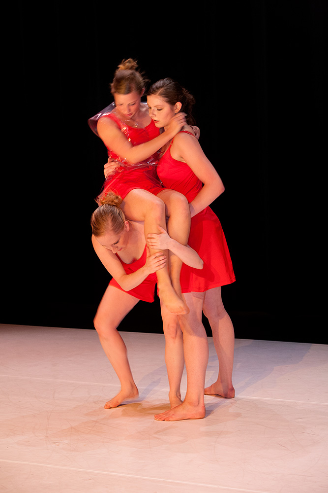 2008- 2018 - SOLOS HNDL WTH CR - POKERFACE - Dansvoorstelling van choreografe Maaike Ebben / Dance performance by choreographer Maaike Ebben, 's-Hertogenbosch en Helmond