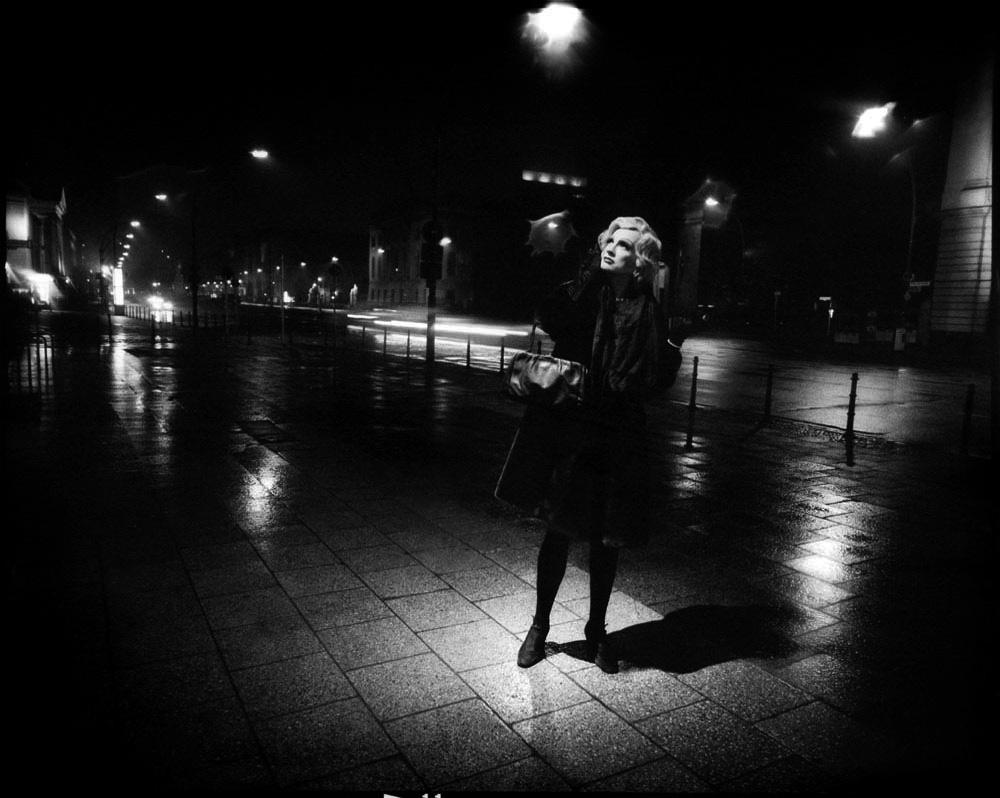 2000-2007- Berlijn - FANTASYBERLIN - Marlene Dietrich, Unter den Linden