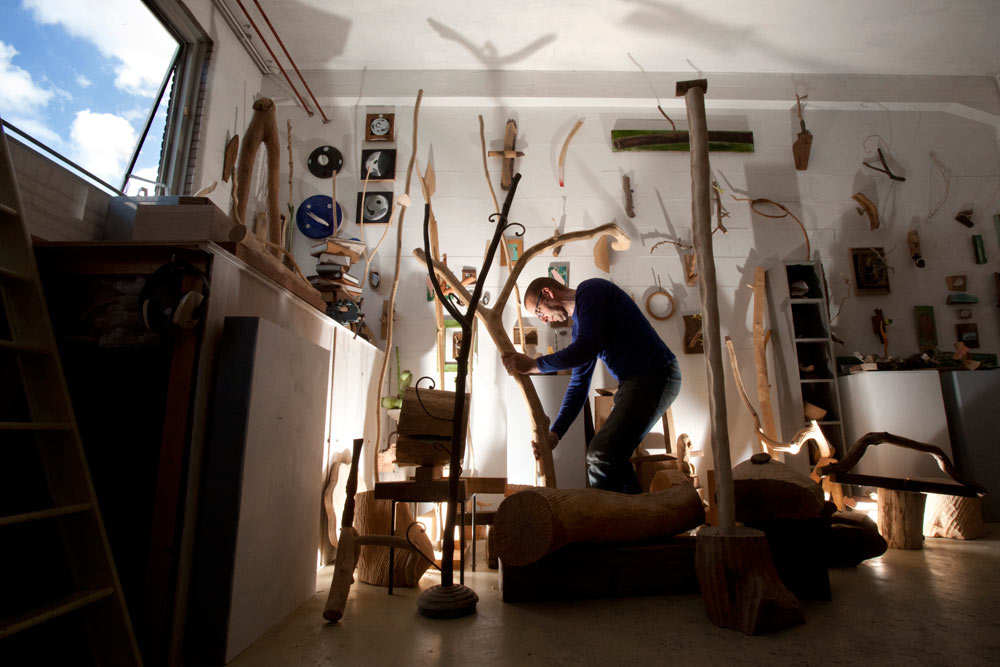 2012- KUNSTENAARS / ARTISTS -  Atelier Fred Geven, 's-Hertogenbosch