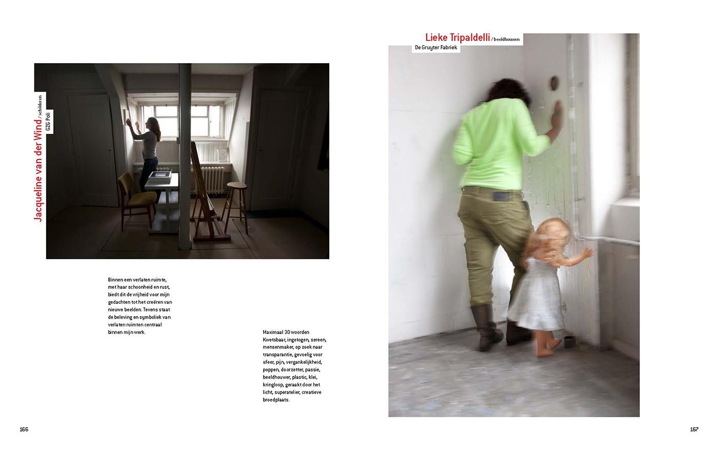 2012- BOOK/ BOEK ATELIERS IN 'S-HERTOGENBOSCH
