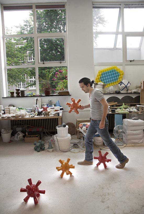 2012- KUNSTENAARS / ARTISTS -  Atelier Joris Link, 's-Hertogenbosch