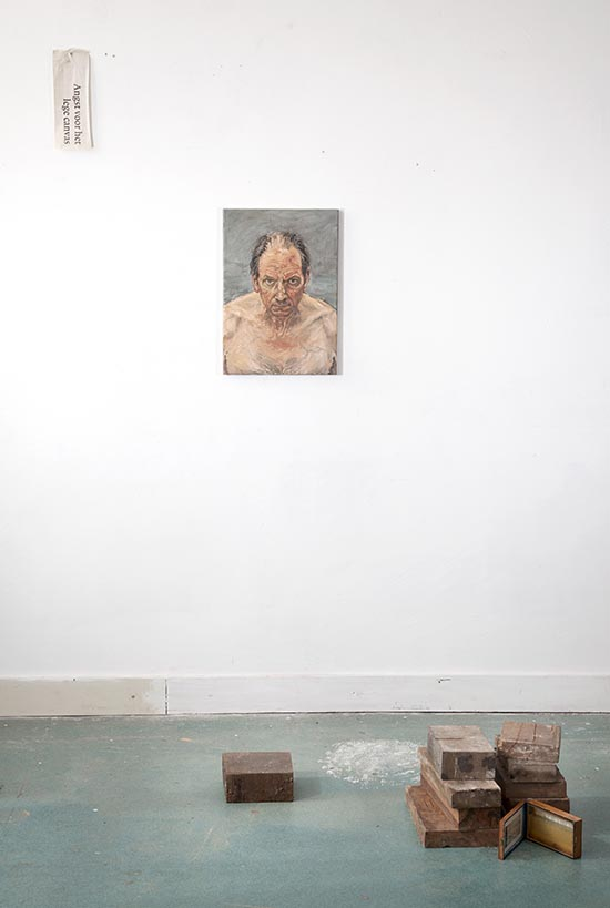 2012- KUNSTENAARS / ARTISTS -  Atelier Frans van Santvoort, 's-Hertogenbosch