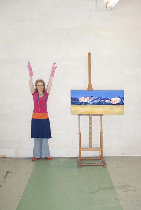 2012- KUNSTENAARS / ARTISTS -  Atelier Heleen de Winter, 's-Hertogenbosch