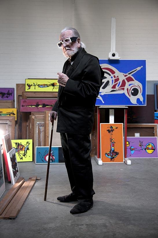 2012- KUNSTENAARS / ARTISTS -  Atelier Henri Titselaar, 's-Hertogenbosch