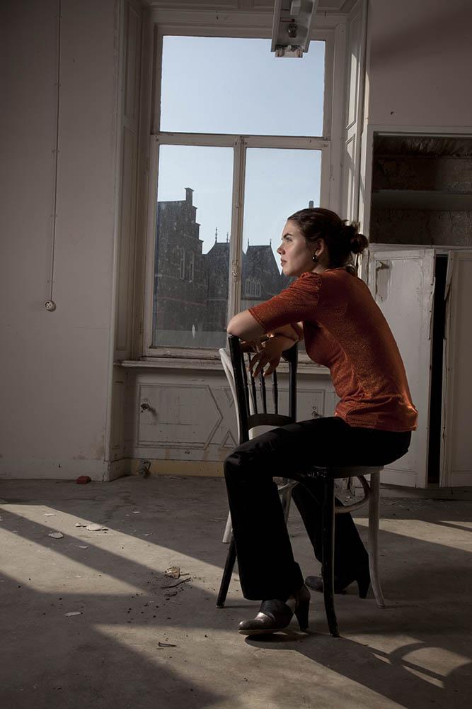 2012 - SOLOS IMAGO - EXPO SOLOS VERBEELD - Rinka van Ipenburg schrijver / writer